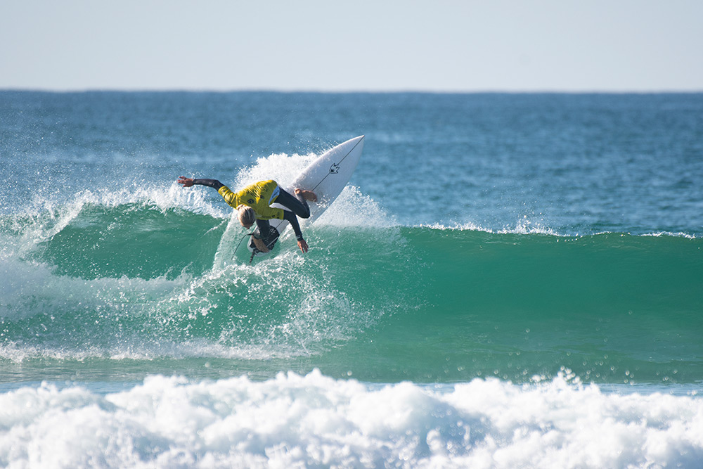 The Australian Surf Festival runs through its fourth day of competition Surfmasters age divisions heat up ahead of tomorrow's final day All champions to be crowned tomorrow